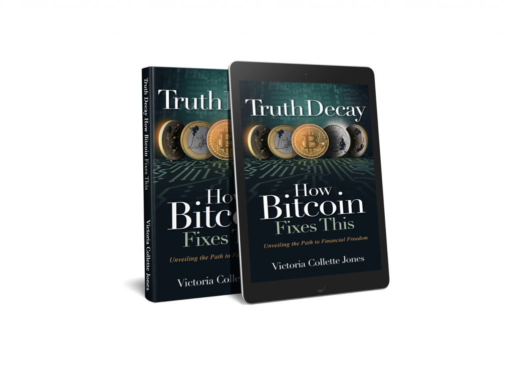 Truth Decay - How Bitcoin Fixes This